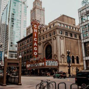 chicago, usa, building